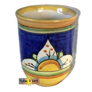 Bicchiere - Serie Fiore - TERRA D'ARTE