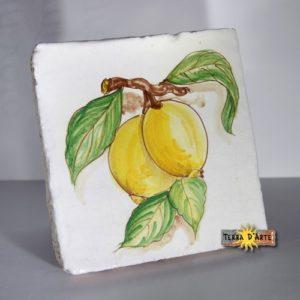 decoro-limoni-ceramica-siciliana-terradarte-15x15-terracotta